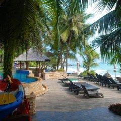 Отель Lomtalay Chalet Resort бассейн фото 3