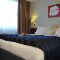 Maritim Hotel 3* Стандартный семейный номер с двуспальной кроватью фото 4