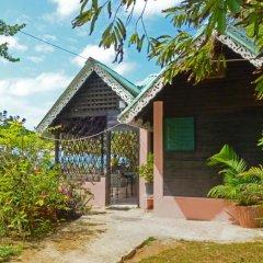Отель Firefly Beach Cottages 3* Коттедж с различными типами кроватей фото 4