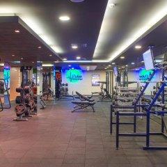 Отель Sea Wind Apartcomplex фитнесс-зал фото 2