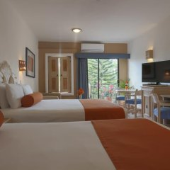 Flamingo Vallarta Hotel & Marina комната для гостей фото 6