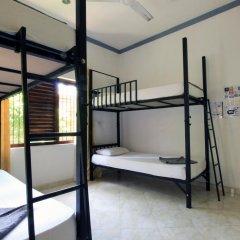 Хостел Flipflop Кровать в общем номере с двухъярусной кроватью фото 6