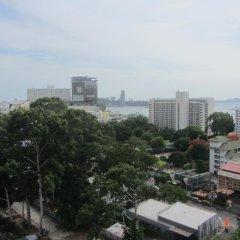 Отель Centric Sea Pattaya Апартаменты с различными типами кроватей фото 5