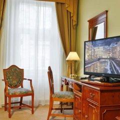 Отель Kolonada 4* Стандартный номер с двуспальной кроватью фото 4