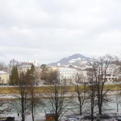 Отель Appartement City Австрия, Зальцбург - отзывы, цены и фото номеров - забронировать отель Appartement City онлайн балкон