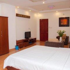 N.Y Kim Phuong Hotel 2* Люкс с различными типами кроватей фото 7