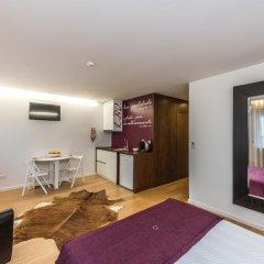 Отель Lounge Inn 3* Апартаменты разные типы кроватей фото 2