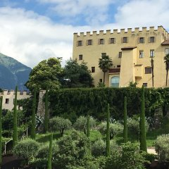 Отель Villa Sasso Меран фото 3