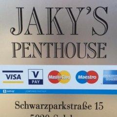 Отель Jaky s Penthouse Зальцбург интерьер отеля фото 2