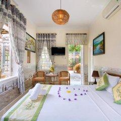 Отель Binh Yen Homestay (Peace Homestay) Стандартный номер с различными типами кроватей фото 12