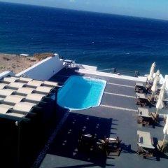 Отель Vrachia Studios & Apartments Греция, Остров Санторини - отзывы, цены и фото номеров - забронировать отель Vrachia Studios & Apartments онлайн пляж