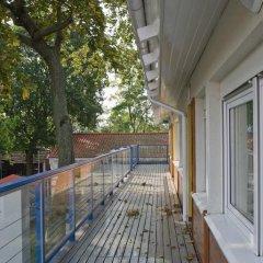 Отель Yacht Club Residence Sopot Сопот балкон