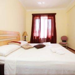 Амротс Отель 3* Люкс разные типы кроватей фото 3