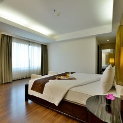 Апартаменты Abloom Exclusive Serviced Apartments Апартаменты с различными типами кроватей фото 26