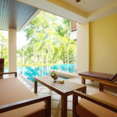 Отель Crown Lanta Resort & Spa 5* Стандартный номер фото 6