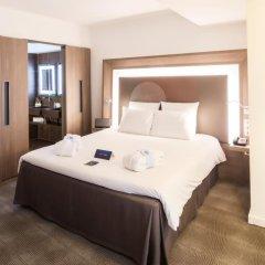 Гостиница Новотель Москва Сити 4* Представительский номер с двуспальной кроватью