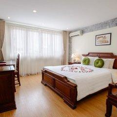 Hanoi Chic Hotel комната для гостей