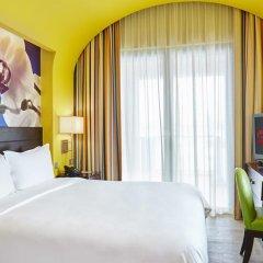 Resorts World Sentosa - Festive Hotel 5* Номер Делюкс с различными типами кроватей фото 2