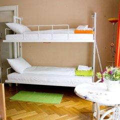 Hostel Beogradjanka Кровать в общем номере с двухъярусной кроватью фото 8