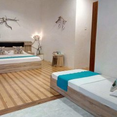 Отель Maison Tiare' Maldives Thulusdhoo Остров Гасфинолу комната для гостей фото 3