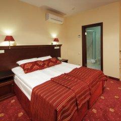 Клуб Отель Корона 4* Номер Делюкс с разными типами кроватей фото 3