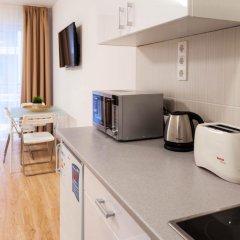 Апартаменты Prince Apartments Студия с различными типами кроватей фото 9