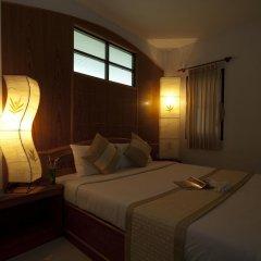 Отель Promtsuk Buri 3* Бунгало Делюкс с различными типами кроватей фото 2
