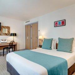Отель Hôtel Caumartin Opéra - Astotel 3* Стандартный номер с различными типами кроватей фото 5