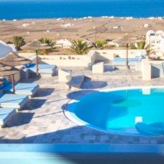 Отель Anemoessa Villa Греция, Остров Санторини - отзывы, цены и фото номеров - забронировать отель Anemoessa Villa онлайн пляж
