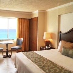 Отель Royal Solaris Cancun - Все включено 5* Стандартный номер разные типы кроватей фото 4