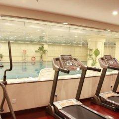 Grand Concordia Hotel фитнесс-зал