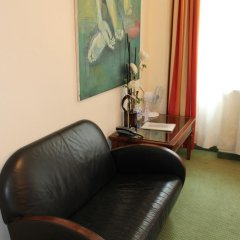 Hotel Deutsches Theater Stadtmitte (Downtown) 3* Стандартный номер с различными типами кроватей фото 13