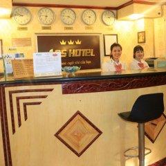 Отель A25 Hoang Quoc Viet Ханой интерьер отеля