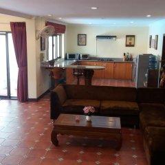 Отель Baan ViewBor Pool Villa 3* Вилла с различными типами кроватей фото 14