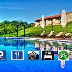 Отель Palación de Toñanes бассейн