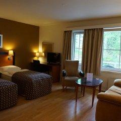 Marché Rygge Vest Airport Hotel 3* Стандартный номер с различными типами кроватей фото 6