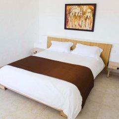 Отель Les Jardins De Toumana Тунис, Мидун - отзывы, цены и фото номеров - забронировать отель Les Jardins De Toumana онлайн комната для гостей фото 3
