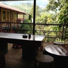 Отель Ta Phin Stone Garden Ecological Вьетнам, Шапа - отзывы, цены и фото номеров - забронировать отель Ta Phin Stone Garden Ecological онлайн балкон
