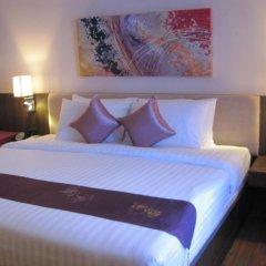 Отель Paradiso Boutique Suites 3* Стандартный номер с различными типами кроватей