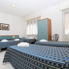 Отель Albergo Athena 3* Стандартный номер с различными типами кроватей фото 18