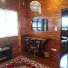 Отель Golden Teak Resort - Baan Sapparot удобства в номере