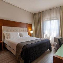 Hotel Silken Amara Plaza 4* Номер Комфорт с различными типами кроватей фото 5