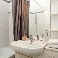 Отель Aparthotel Navigli Италия, Милан - отзывы, цены и фото номеров - забронировать отель Aparthotel Navigli онлайн ванная
