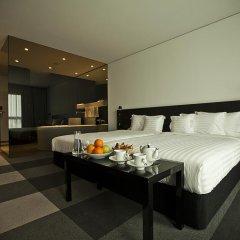 Graffit Gallery Design Hotel 5* Стандартный номер с разными типами кроватей фото 3