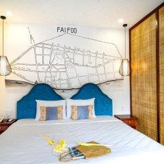 Отель Water Coconut Boutique Villas 3* Улучшенный номер с различными типами кроватей фото 6