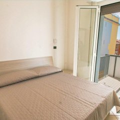Отель Residence Doral Римини балкон