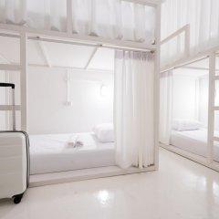 Hao Hostel Кровать в общем номере фото 9
