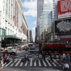 Отель Homewood Suites Midtown Manhattan Times Square South спортивное сооружение