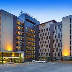 Livotel Hotel Lat Phrao Bangkok парковка