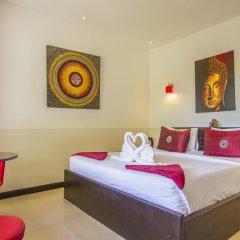 Отель Crystal Bay Beach Resort 3* Улучшенный номер с различными типами кроватей фото 4